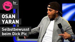 Osan Yaran ist gerne Comedian in Deutschland
