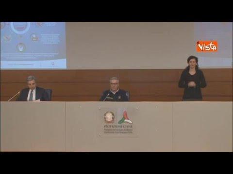 Coronavirus, Borrelli: «756 decessi in piu' nella giornata di oggi»
