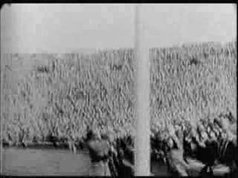 Michigan Stadium dedication - 1927