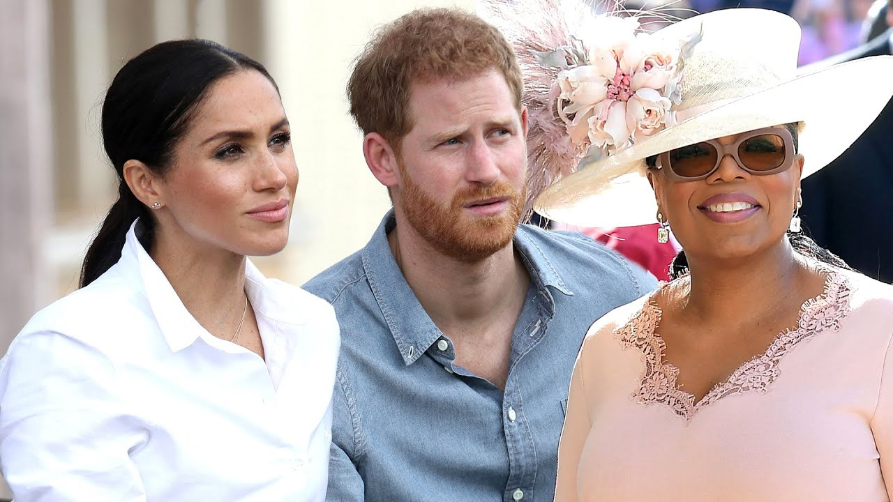 Meghan Markle and Prince Harry to Reveal THEIR SIDE OF THE STORY in Oprah Interview (Exclusive)