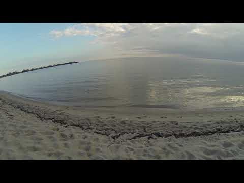 Placencia, Belize beach