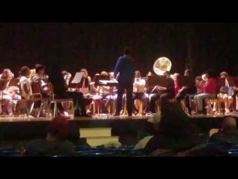 New Jersey Urban Band Director Consortium Honor Band (2017)