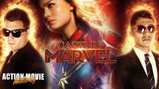 Captain Marvel (2019) Review   Action Movie Anatomy
