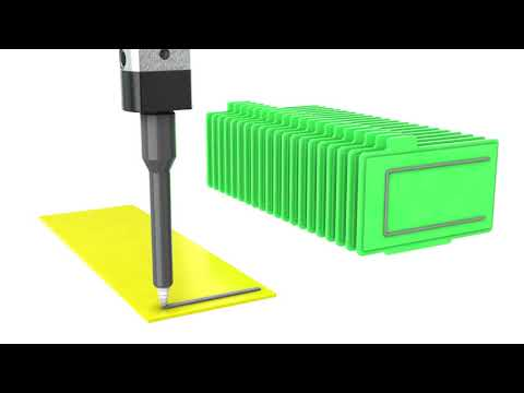 Battery Cell Manufacturing   Nordson Battery Applications   #ThePowerTo