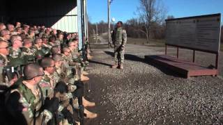 us army basic training
