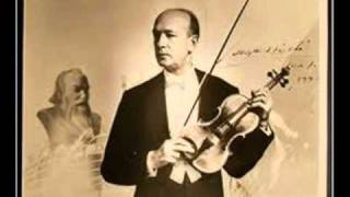 Bela Bartok and Joseph Szigeti play Beethoven Kreutzer Sonata (1/3)