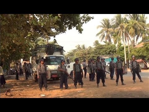 Deadly Riots in Central Burma
