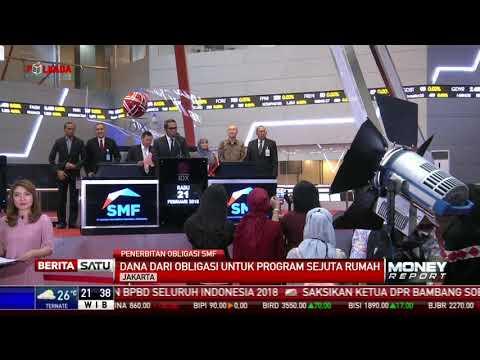 SMF Luncurkan Obligasi Sebesar Rp 2 Triliun