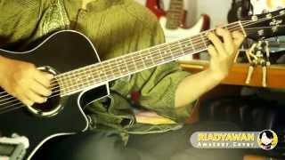Gaby - Tinggal Kenangan (Cover Akustik Amatir Riadyawan)