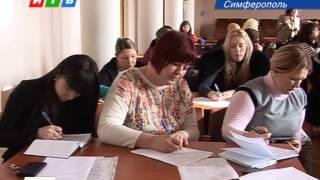 Споры и крики на встрече с общественностью в городской администрации Симферополя(, 2015-01-23T08:31:49.000Z)