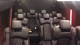 Party bus Houston limousine   cypress limo   woodland Limo   sugarland limo