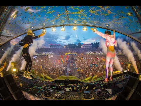 Tomorrowland Belgium 2017 | Nervo