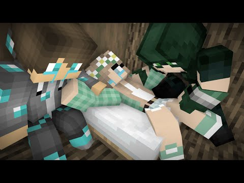 Diamond Man Life 38 - Minecraft Animations