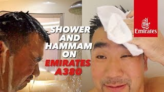 shower-and-hammam-inside-emirates-a380-first-class-to-morocco