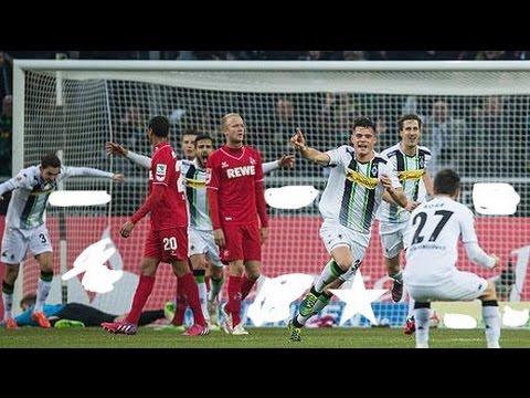 gladbach köln highlights
