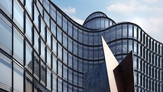 Transforming London's Broadgate: 100 Liverpool Street | The B1M