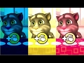 Talking Tom FUN baby Game Learn colors. Learning colors game for babies and kids