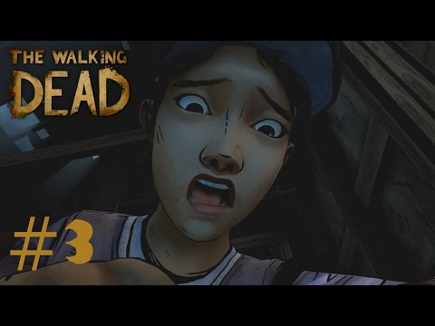 STRONGEST GIRL EVER! - The Walking Dead Season 2 - Episode 1 (END)
