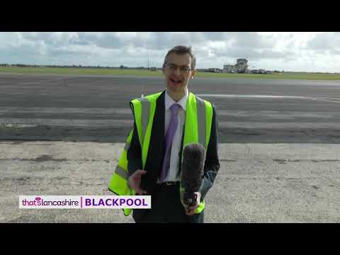 Blackpool Council buys back the town's airport