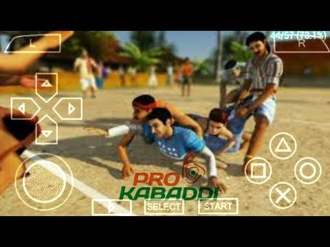 [280MB] How to download Pro Kabaddi Game PPSSPP ISO Game For Android