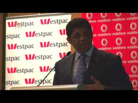 Fijian Economy Minister opens CPA Congress 2016.