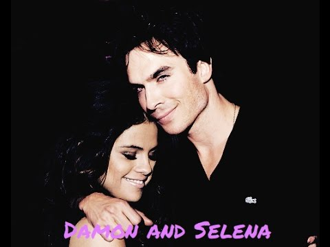 damon + selena ♡ this is a modern fairytale