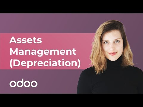 Assets Management (Depreciation) | Odoo Accounting