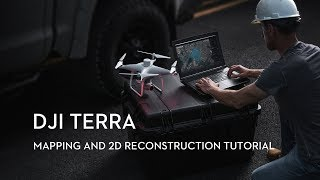 DJI Terra - Mapping and 2D Reconstruction [Tutorial]