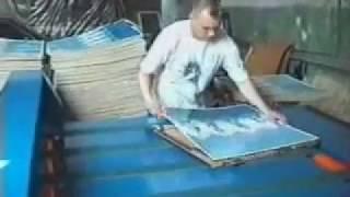 Оборудование для гофротары. Валковый пресс для плоской высечки гофроупаковки.(, 2012-09-22T08:36:48.000Z)