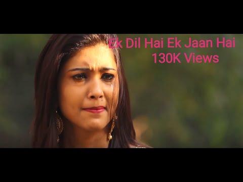 Ek Dil Ek Jaan   Female Cover song hd 1080p  2018