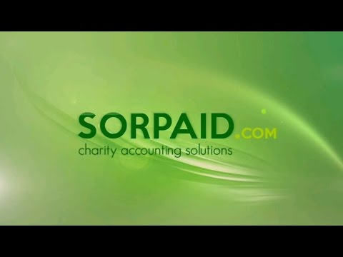 Introducing Sorpaid.com VT Software Charity Templates