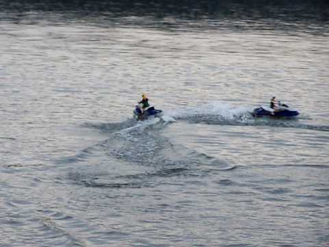 Noodling around with ABC Hobby Jet Skis