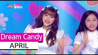 [HOT] April - Dream Candy, 에이프릴 - 꿈사탕, Show Music core 20151003