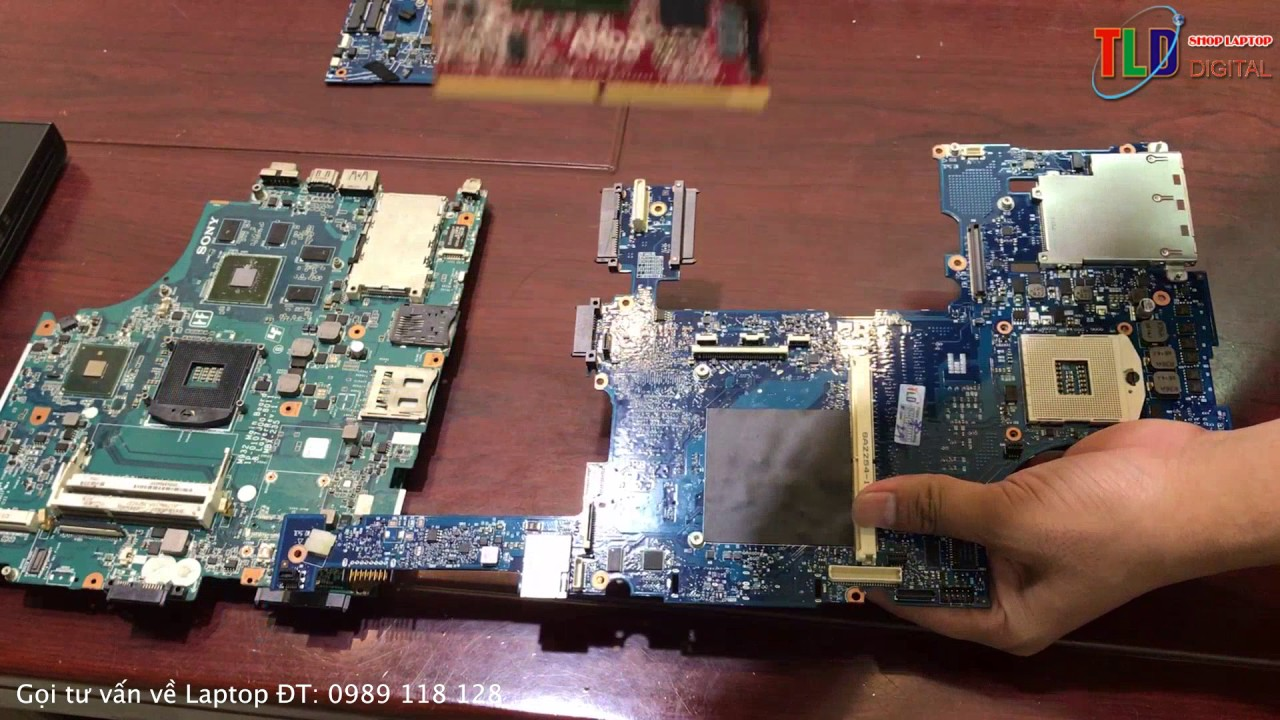 Laptop có nâng cấp được VGA rời hay không