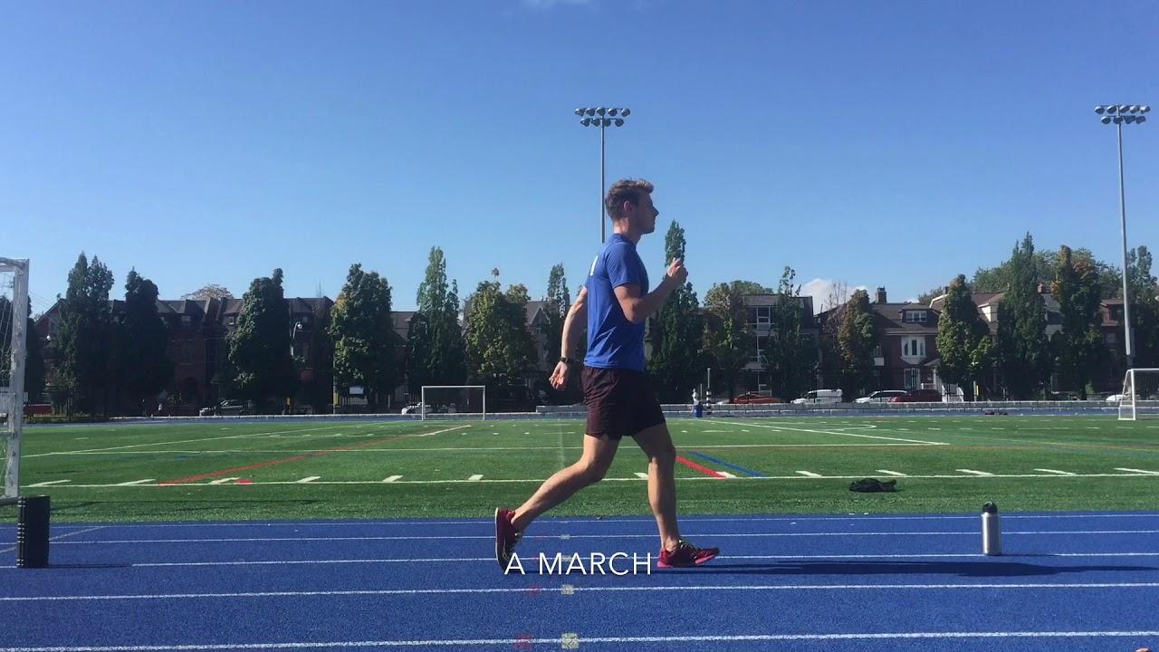 Running Mechanics for Beginners
