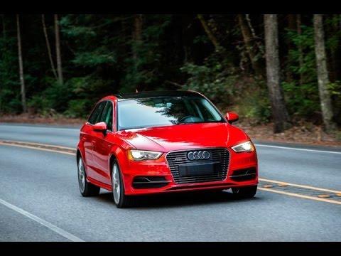 Audi A3 Sportback e-tron 2016 Car Review - YouTube