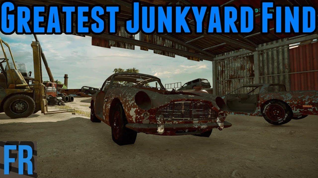 Car Mechanic Simulator 2018 - Greatest Junkyard Find - YouTube