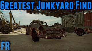 Car Mechanic Simulator 2018 - Greatest Junkyard Find