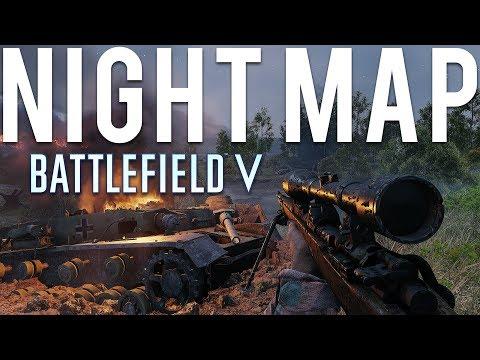 Battlefield 5 Night Map + Rush Gameplay Impressions thumbnail