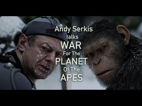 Thumbnail: Andy Serkis interviewed by Simon Mayo