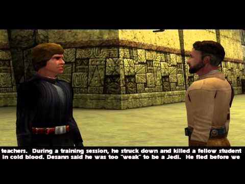 Star Wars Jedi Knight II: Jedi Outcast - Chapter 4 - Yavin IV Temple (Cutscenes)