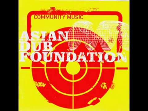 Asian Dub Foundation - Officer XX