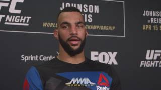 UFC on FOX 24: Devin Clark 'Disappointed' With Decision Win Over Jake Collier