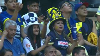 Todos los goles América 3-3 Monterrey Jornada 16 Liga MX