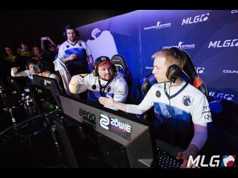 Team Liquid vs Fnatic - Group B  - MLG CSGO Major