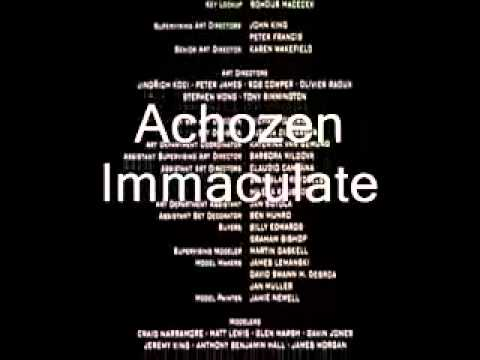 Achozen   Immaculate & Deuces from Babylon AD Sound Track