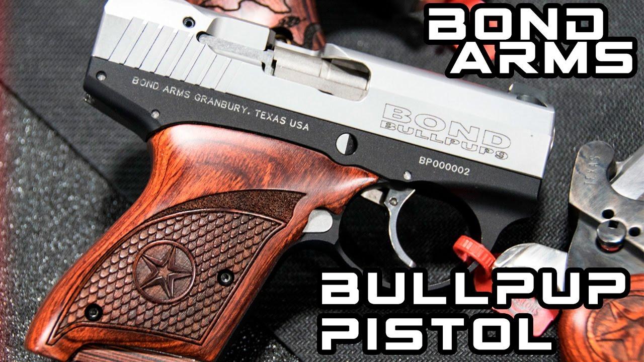 Bond Arms Bullpup Update