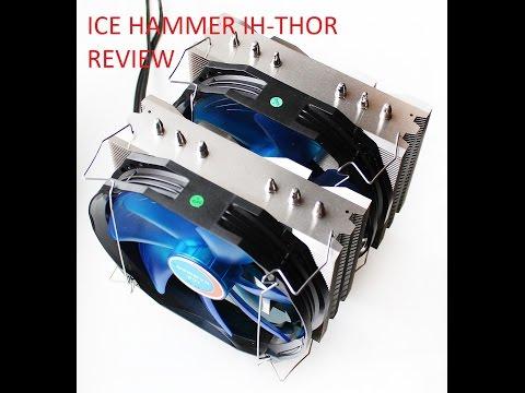 Ice Hammer IH-THOR review / обзор процессорного кулера Ice Hammer IH-THOR