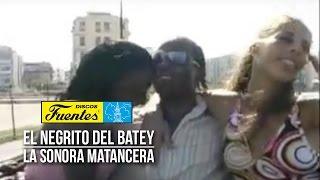 El Negrito Del Batey - La Sonora Matancera - Alberto Beltran ( Video Oficial ) / Discos Fuentes