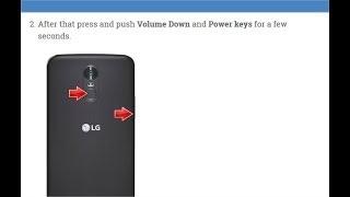 Hard Reset LG Stylo 3 Plus MP450